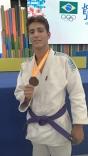 Judoca da Guarda é bronze em Natal (RN)