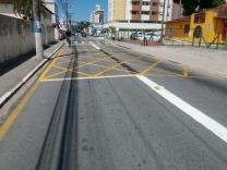 Suspensa mudança do trânsito na rua Coronel Bernardino Machado