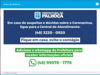 Covid-19: mais de 2 mil atendimentos telefônicos