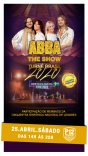 P12 anuncia ABBA The Show em abril