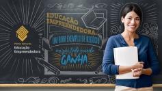 Prêmio Nacional mobiliza rede de educação