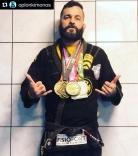 Léo Augusto encara luta de MMA