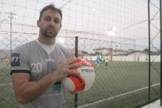Rodrigo Rocha é eleito o melhor goleiro de futebol 7 do mundo