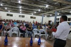 Jean Negão faz reunião no Sul