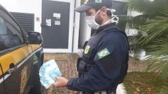 Mulher de PH é detida com notas falsas na calcinha