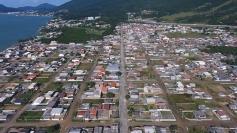 Pakão comemora obras na região do Pontal