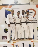 Judoca de PH é prata em evento nacional