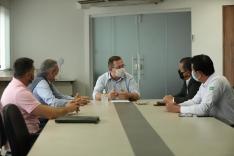Mobilidade urbana: prefeito cobra ações da Arteris