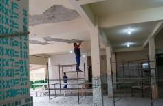 Escolas estaduais recebem atenção de secretaria