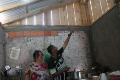 Casa de Coquinha recebe reforma
