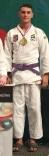 Judoca de Palhoça é campeão gaúcho sub-18
