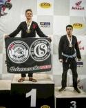 Lutador do Madri fatura campeonato de jiu-jitsu