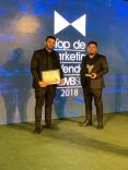 Agência de PH comemora conquista de prêmio
