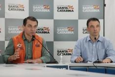 Governo SC: R$ 76 milhões em equipamentos e insumo