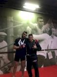 Marcos Túlio treina árabe do Bellator