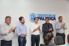 Amaro Junior assume Prefeitura de Palhoça por duas semanas