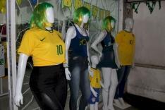 Vitórias da Seleção Brasileira aquecem o comércio