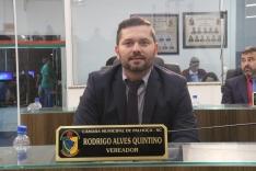 Rodrigo Quintino preocupado com a segurança nos colégios