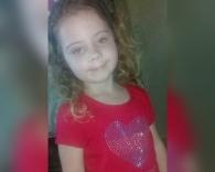 Menina de três anos é raptada