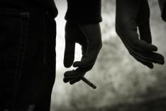 Tabagismo dispara entre os jovens