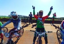 Tocha encara final do Brasileiro de bicicross