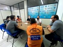 Chuva: prefeito decreta situação de emergência