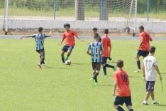Equipe sub-15 do Guarani vence amistosos