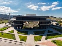 Hospital de campanha: Petry oferece estrutura