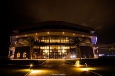 Arena Petry se prepara para retomada de eventos
