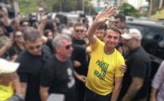Bolsonaro conquista eleitor palhocense