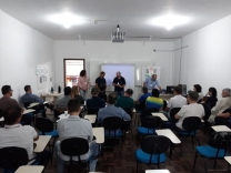 Epagri apresenta projeto Caminhos da Mata Atlântic