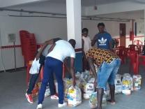 FMP faz doação ao projeto Dorcas