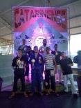 Equipe do Madri é destaque em evento de jiu-jitsu