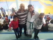 Judoca se prepara para representar Palhoça nos Jogos Escolares Brasileiros