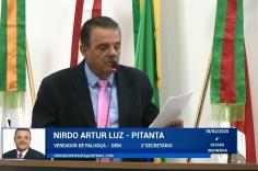 Vereador critica FMP